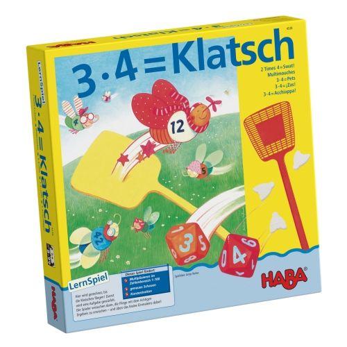 Haba, 3 · 4 = Klatsch