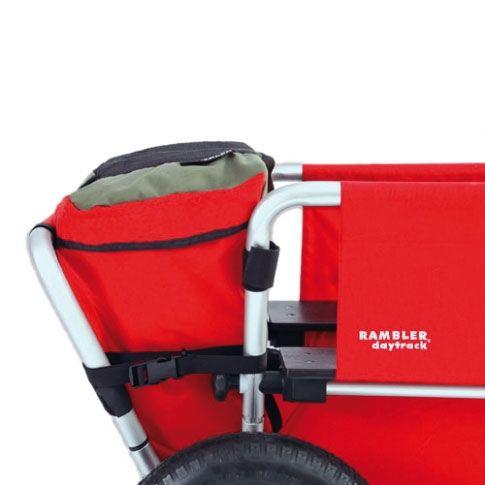 Vordertasche für Rambler Krippenwagen Explorer & LE
