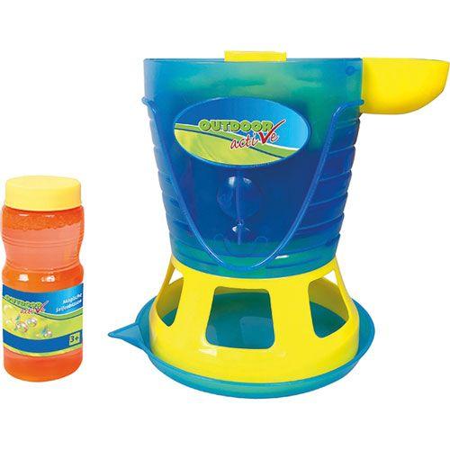 Outdoor active Seifenblasenmaschine