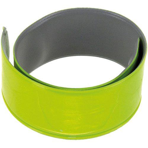 Reflexband selbstrollend