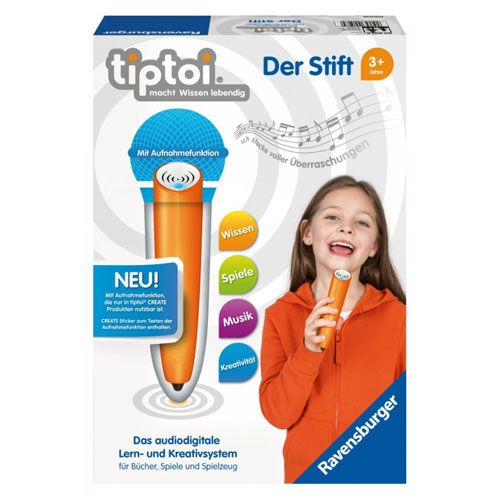 tiptoi® Der Stift