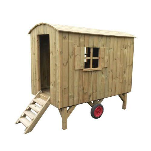 Bauwagen für Kinder