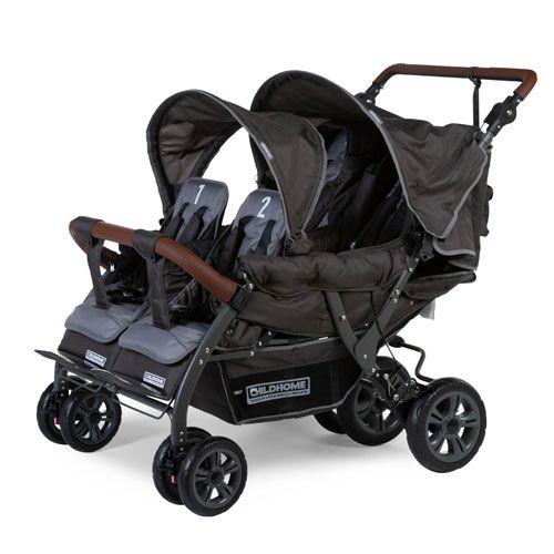 Childwheels Kinderwagen Quadro