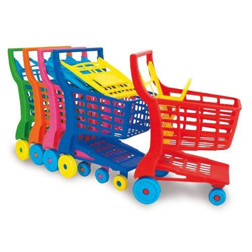 Adriatic Einkaufswagen aus Kunststoff, sortiert