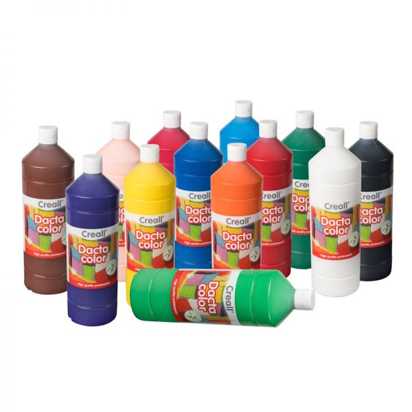 Dacta-Color ,1000 ml, 13 Flaschen