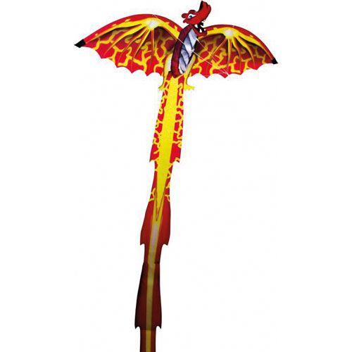 Dragon 3D Einleinerdrachen, ca. 102 x 320 cm