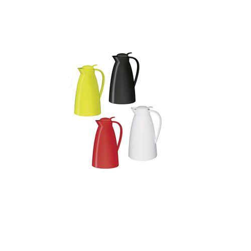 Isolierkanne Eco, Kunststoff, 1 l, Einzelfarben nach Wahl