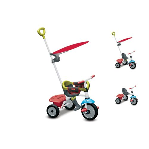 Fisher-Price Dreirad Jolly Plus rot