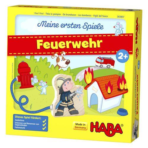 Haba Meine ersten Spiele - Feuerwehr