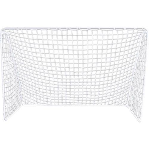 New Sports Fußballtor, 213 x 150 x 76 cm, weiß